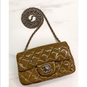 Chanel Mini Rectangular Flap Bag